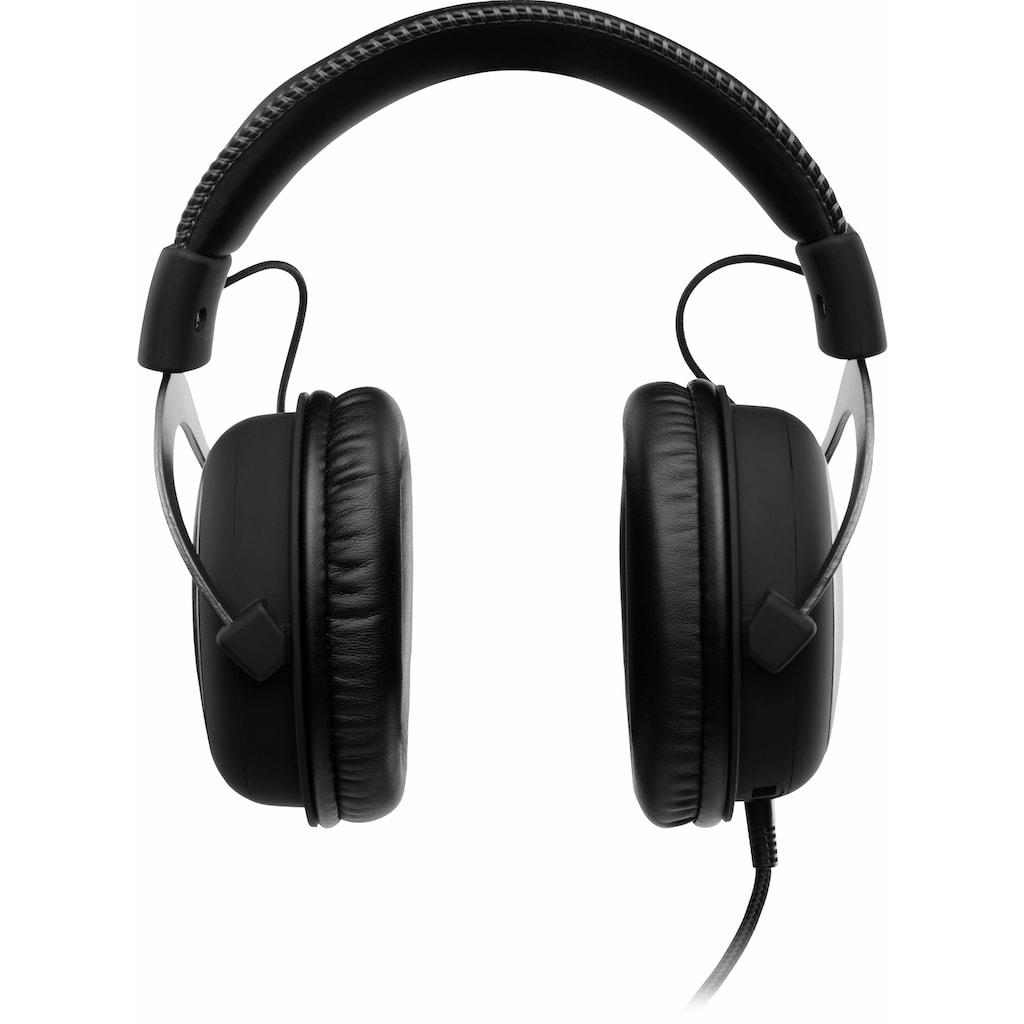 HyperX Gaming-Headset »Cloud II«, Rauschunterdrückung