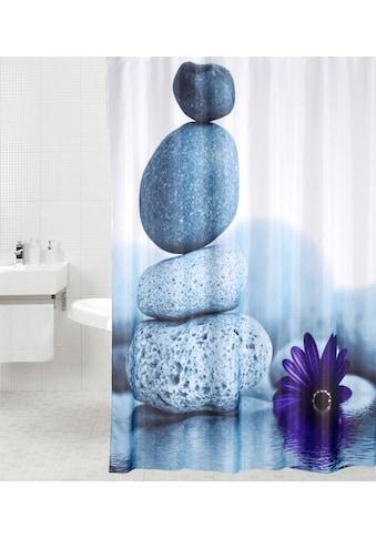 Sanilo Duschvorhang »Energy Stones«, Breite 180 cm kaufen