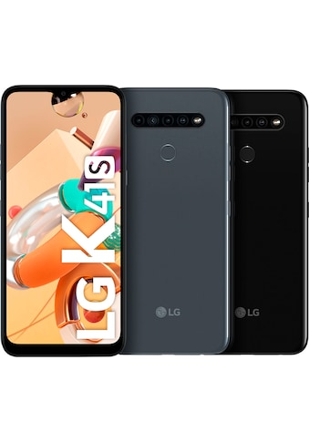 LG K41s Smartphone (16,6 cm / 6,55 Zoll, 32 GB, 13 MP Kamera) kaufen