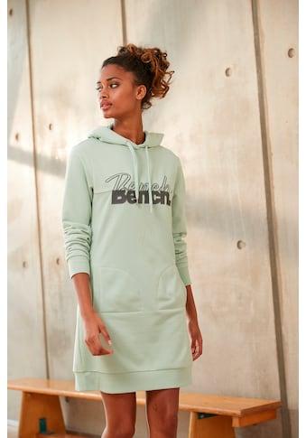 Bench. Sweatkleid, mit aufwendiger Logostickerei kaufen