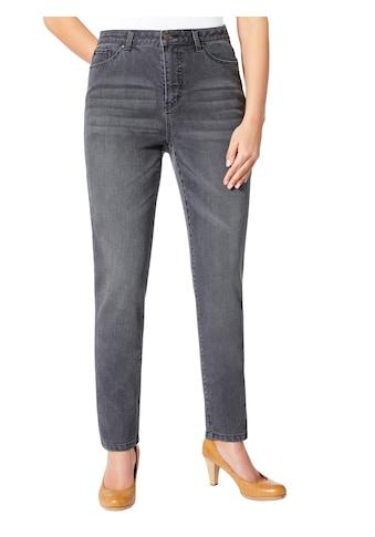Jeans mit etwas höherer Leibhöhe kaufen