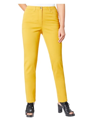 Classic Basics Stretch - Hose in 4 - Pocket - Form kaufen