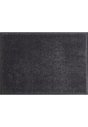 HANSE Home Fussmatte »Deko Soft«, rechteckig, 7 mm Höhe, Fussabstreifer, Fussabtreter, Schmutzfangläufer, Schmutzfangmatte, Schmutzfangteppich, Schmutzmatte, Türmatte, Türvorleger, saugfähig, waschbar kaufen