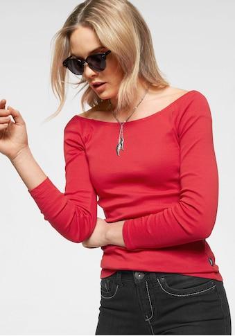 Arizona Carmenshirt »Off-Shoulder«, variabel tragbar kaufen