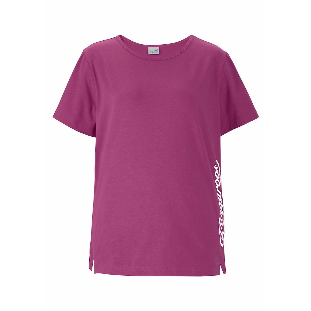 KangaROOS T-Shirt, Grosse Grössen