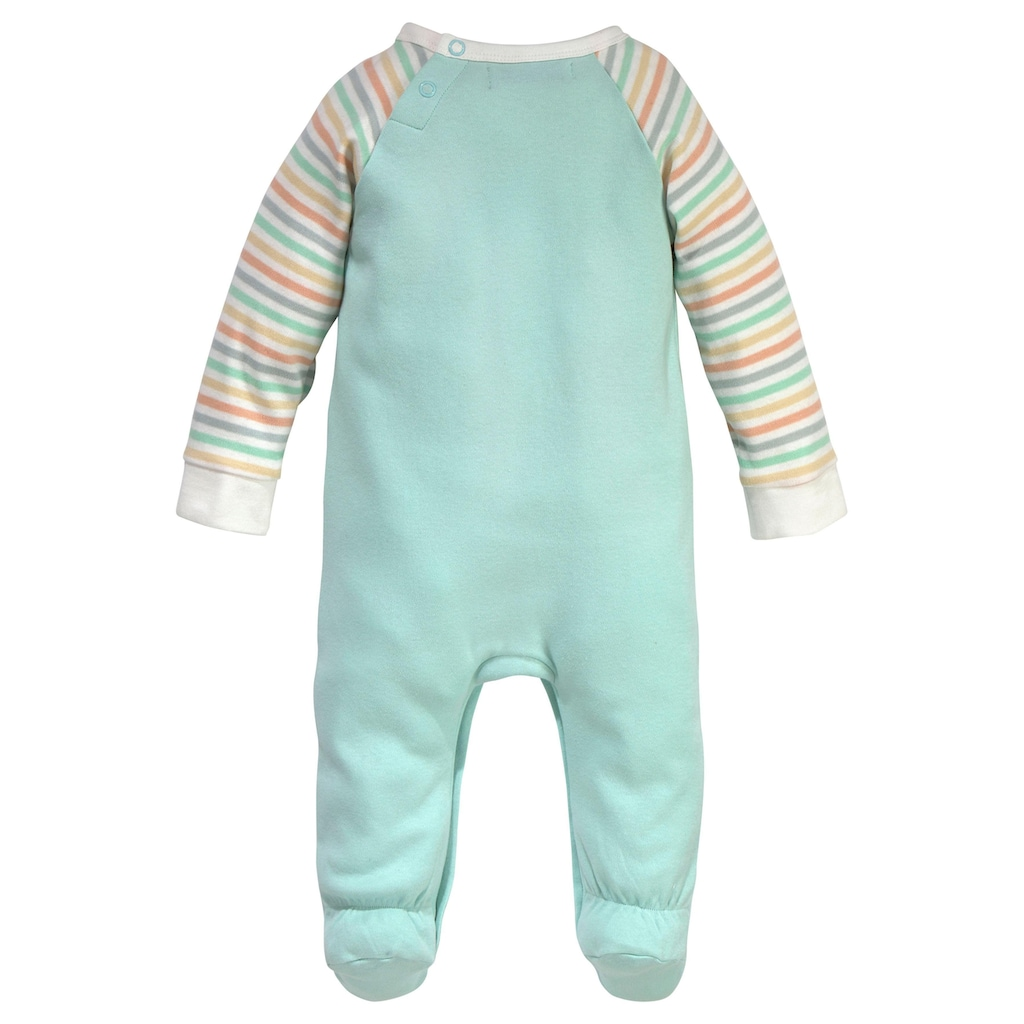 Klitzeklein Schlafanzug, aus Bio-Baumwolle
