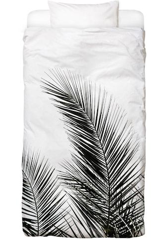 Bettwäsche »Palm Leaves 1«, Juniqe kaufen
