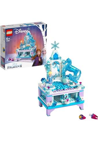 """LEGO® Konstruktionsspielsteine """"Elsas Schmuckkästchen (41168), LEGO® Disney Princess"""", Kunststoff, (300 - tlg.) kaufen"""