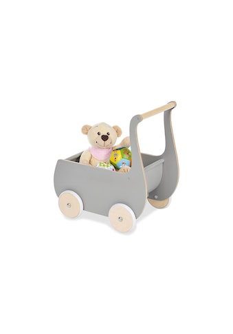 Pinolino® Puppenwagen »Mette Grau« kaufen