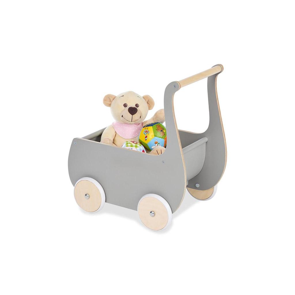 Pinolino® Puppenwagen »Mette Grau«