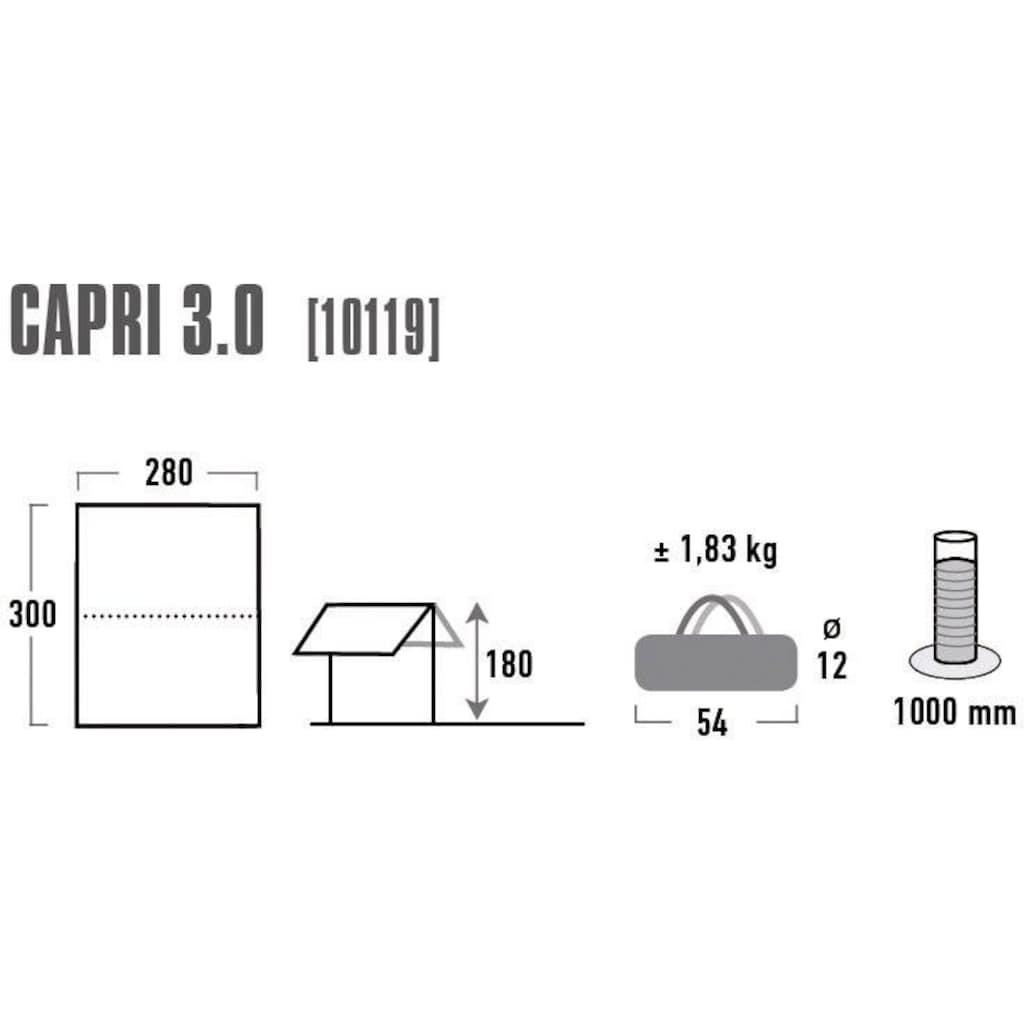 High Peak Sonnensegel »Capri 3.0«