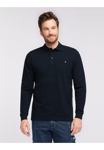 PIONIER WORKWEAR Poloshirt-Piqué langarm kaufen