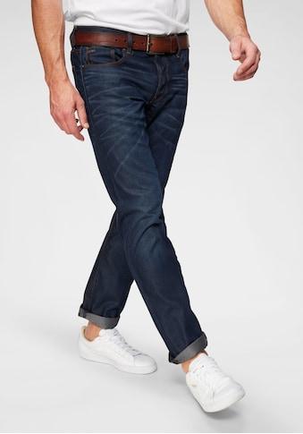 G - Star RAW Straight - Jeans »3301 Straight« kaufen