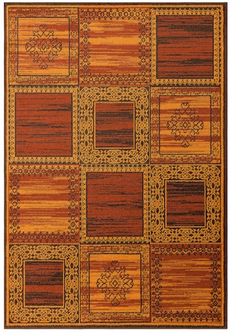 Home affaire Teppich »Esme«, rechteckig, 8 mm Höhe, Wohnzimmer kaufen