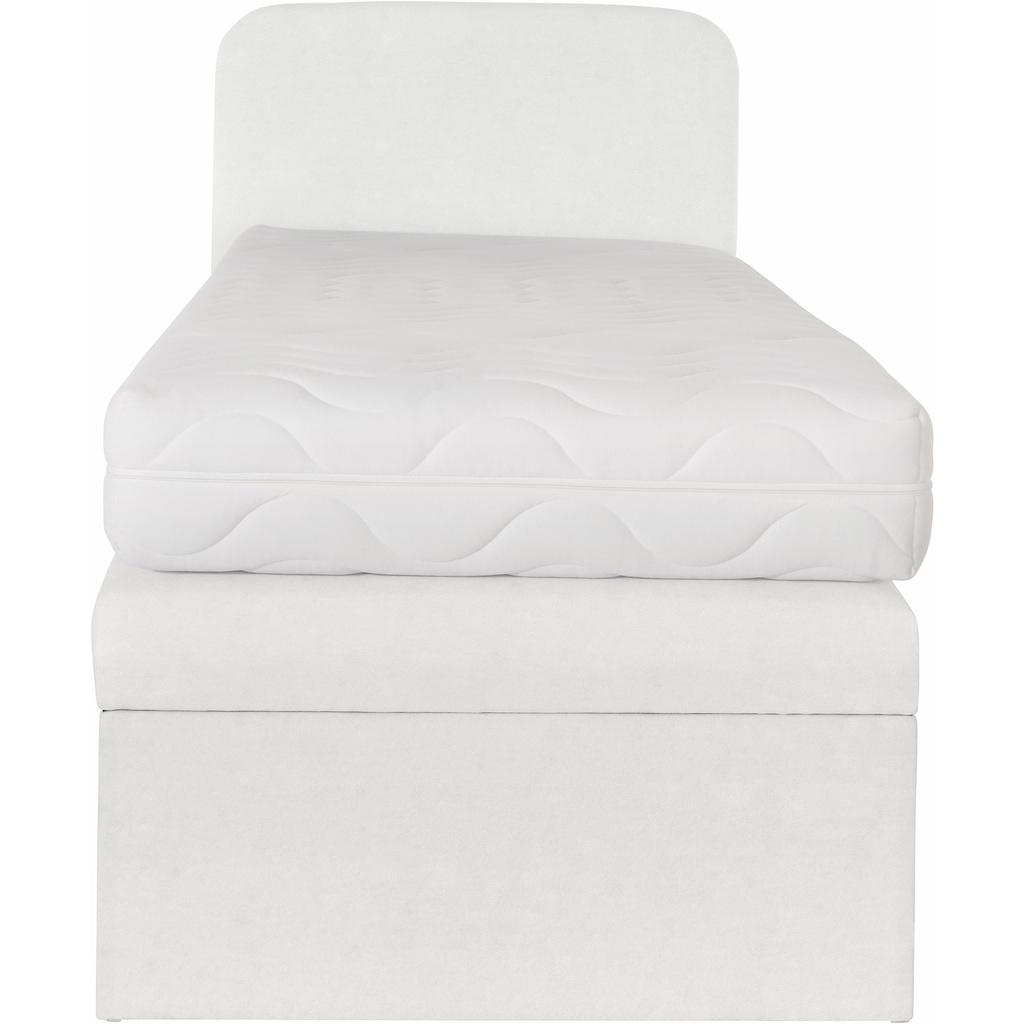 Westfalia Schlafkomfort Boxspringbett, wahlweise mit Bettkasten