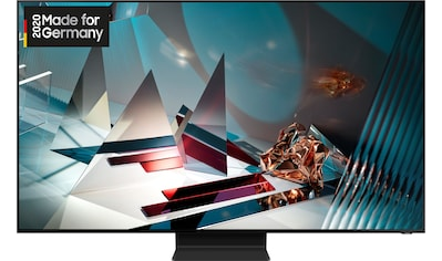 Samsung GQ75Q800T QLED - Fernseher (189 cm / (75 Zoll), 8K, Smart - TV kaufen