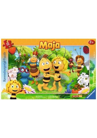 Puzzle, Ravensburger, »Biene Majas Welt« kaufen