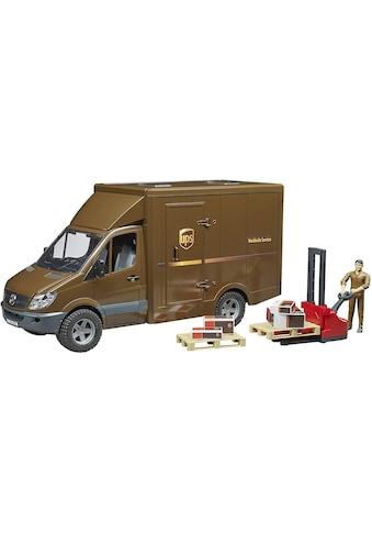 ARION Spielzeug-Auto »Lastwagen MB Sprinter UPS« kaufen