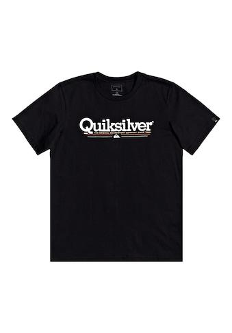Quiksilver T - Shirt »Tropical Lines« kaufen