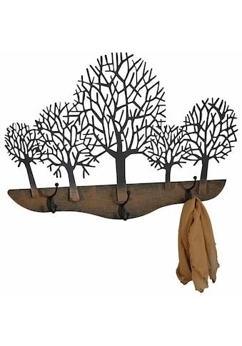 Home affaire Garderobenpaneel »Wald« kaufen