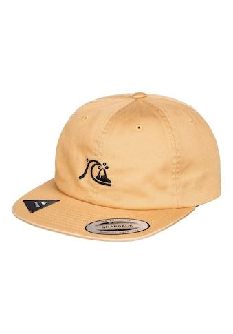Quiksilver Snapback Cap »Taxer« kaufen