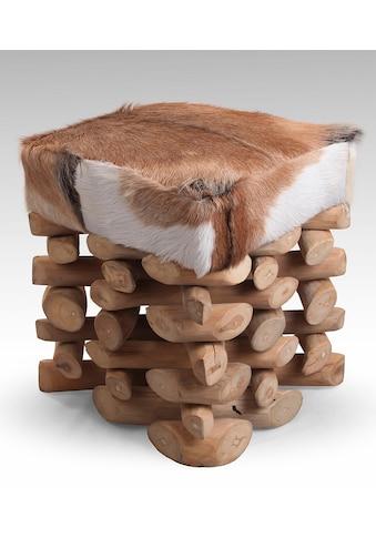 SIT Sitzhocker »Romanteaka« kaufen