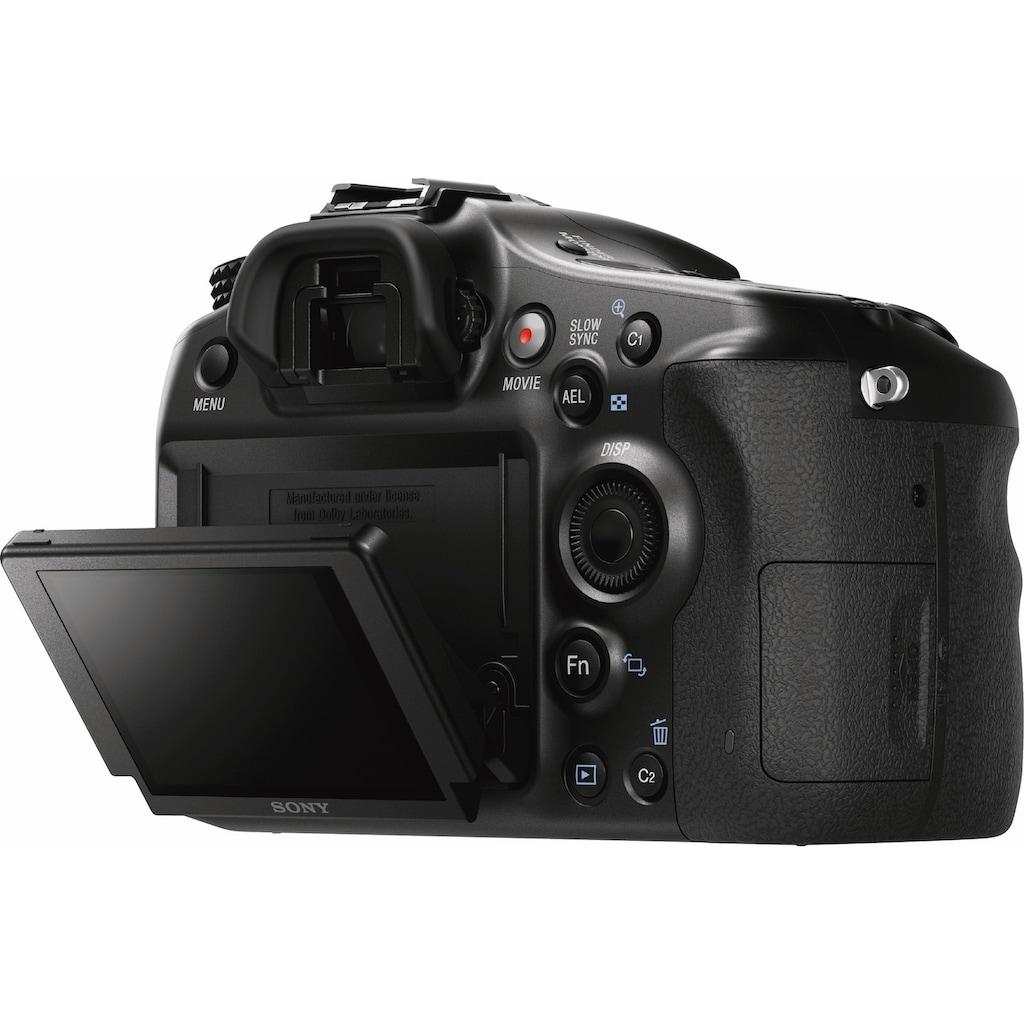 Sony Systemkamera »Alpha ILCA68K«, SAL-1855
