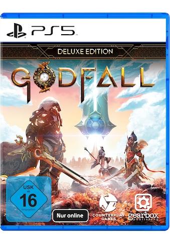 Godfall: Deluxe Edition PlayStation 5 kaufen
