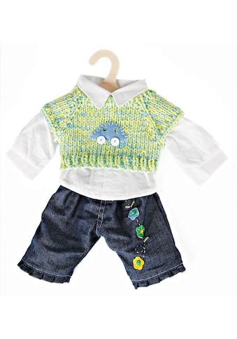 Heless Puppenkleidung »Jeansset«, (3 tlg.) kaufen