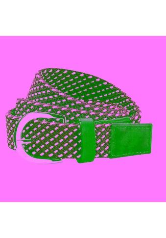 Dublin Synthetikgürtel »Unisex Gewebe-Gürtel Für Erwachsene« kaufen