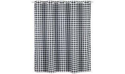 WENKO Duschvorhang »Fashion Flex«, Breite 180 cm, Höhe 200 cm, Textil (Polyester) kaufen