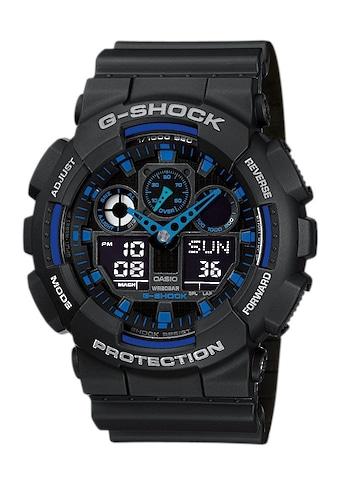 CASIO G - SHOCK Chronograph »GA - 100 - 1A2ER« kaufen
