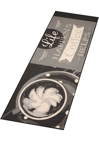Zala Living Küchenläufer »Life Happens«, rechteckig, 8 mm Höhe kaufen
