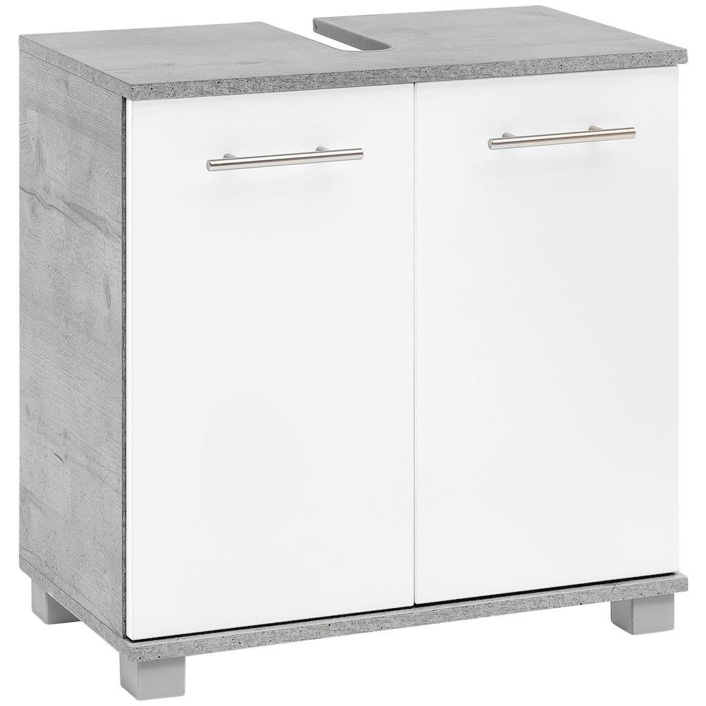 Schildmeyer Waschbeckenunterschrank »Nitros«