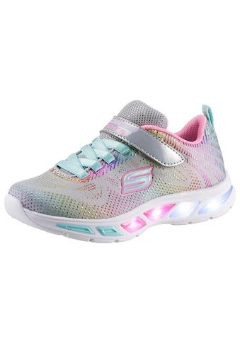 Skechers Kids Sneaker »Blinkschuh LITEBEAMS-Gleam N`Dream«, mit blinkender Laufsohle kaufen