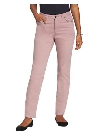 création L Jeans mit frechen Ziernieten kaufen