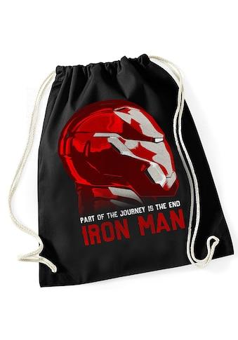 MARVEL Turnbeutel »Marvel Iron Man The Invincible Gym Bag« kaufen