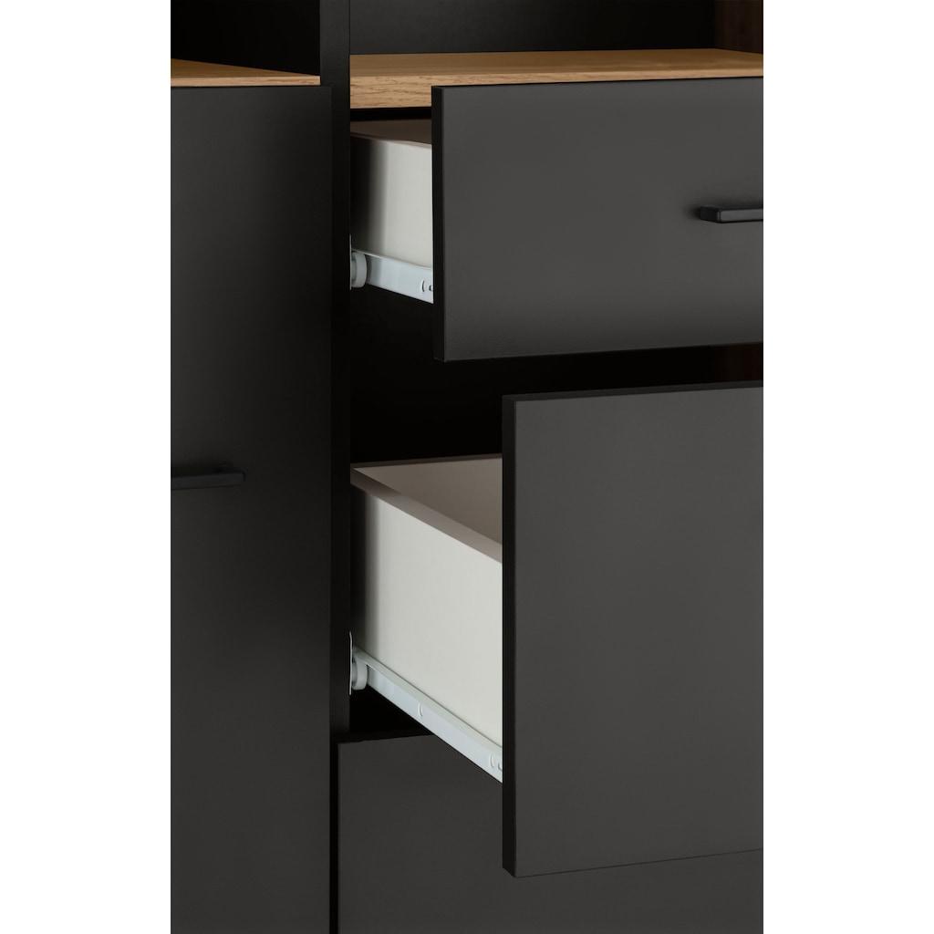 "Places of Style Aktenschrank »Moid«, Aktenschrank ""Moid"", Höhe 174,5 cm"