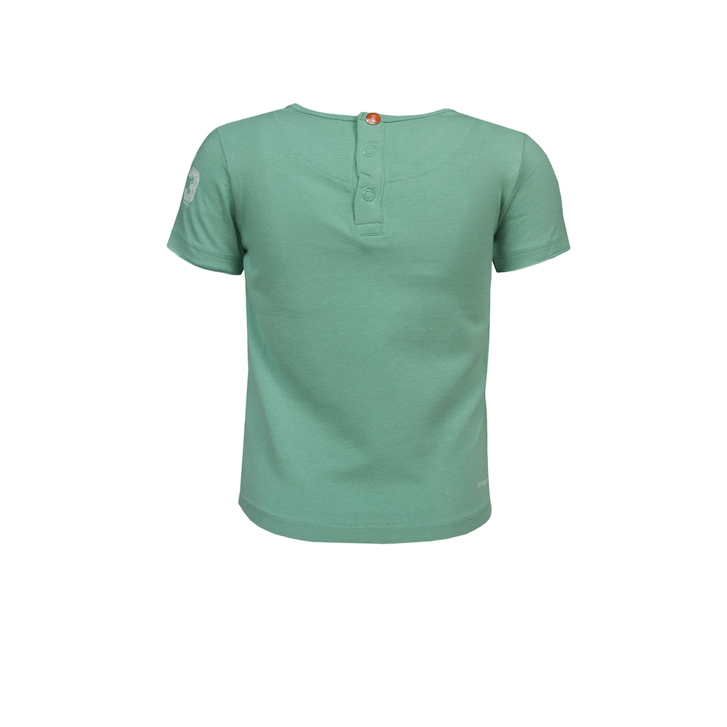 lief! T-Shirt, T-Shirt Palmenmotiv