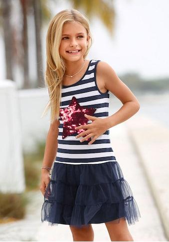 Arizona Volantkleid kaufen