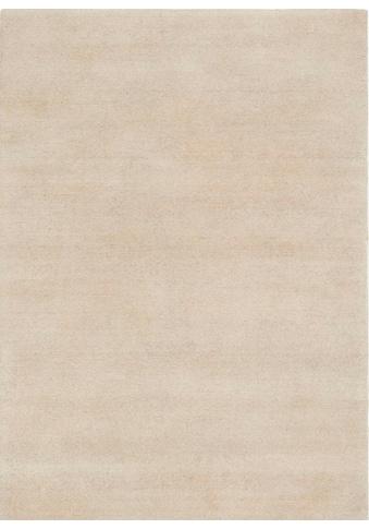 OCI DIE TEPPICHMARKE Teppich »Avantgard Uni«, rechteckig, 9 mm Höhe, handgeknüpft,... kaufen