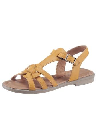 Ricosta Sandale »Birte WMS-Weite: mittel«, mit Klettverschluss kaufen