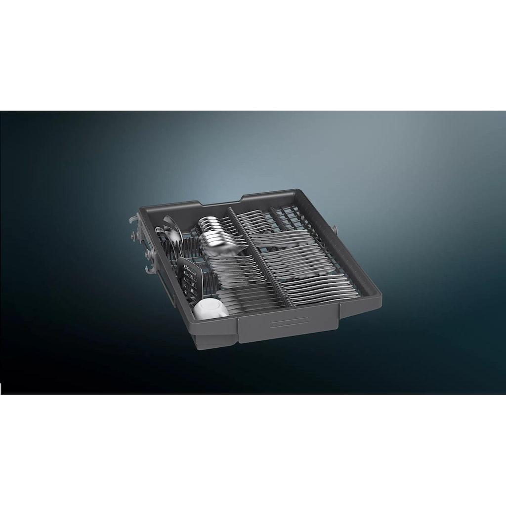 SIEMENS teilintegrierbarer Geschirrspüler »iQ300 SR53HS76ME Integrierbar A+«, iQ300 SR53HS76ME