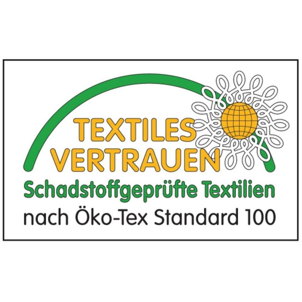 Kyburz Einziehdecke »Kinderduvet bedruckt, Kyburz«, Füllung 100% Polyester Marken-Hohlfaser, Bezug 100% Baumwolle bunt bedruckt, mit Wellensteppung, (1 St.)