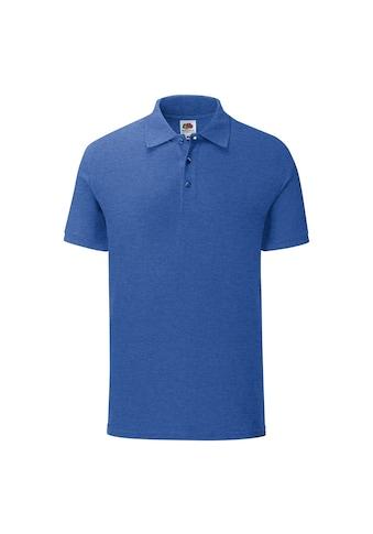 Fruit of the Loom Poloshirt »Herren Iconic Pique Polo Shirt« kaufen