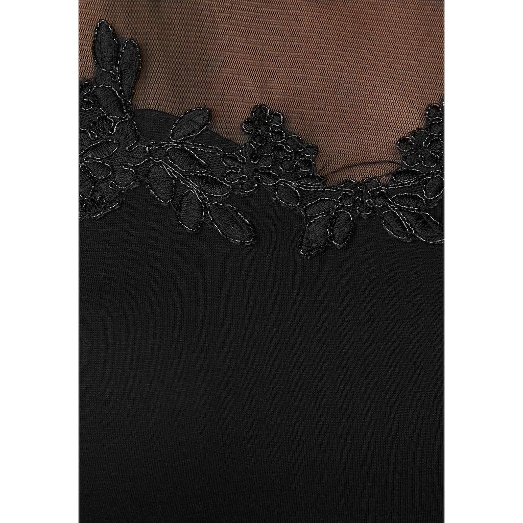 Melrose Rundhalsshirt