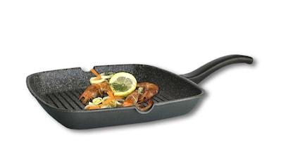 STONELINE Grillpfanne, Aluminium, (1 tlg.), Induktion kaufen