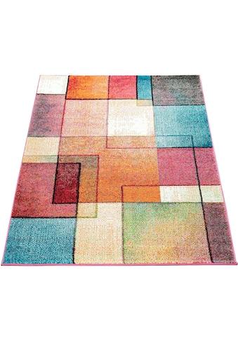 Teppich, »ECE 933«, Paco Home, rechteckig, Höhe 14 mm, maschinell gewebt kaufen