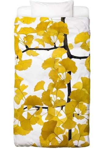 Bettwäsche »Flora  -  Ginko«, Juniqe kaufen