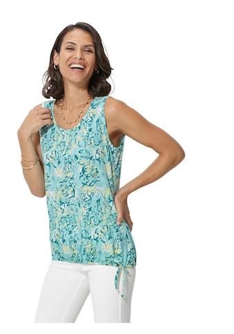 Classic Basics Shirttop aus reiner Baumwolle kaufen
